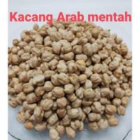 1kg Natural Raw Chickpea . Kacang Arab Mentah