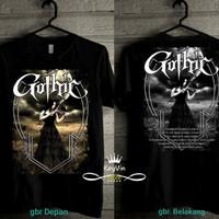 Kaos Distro Metal / Kaos Gothic / T-shirt Death metal