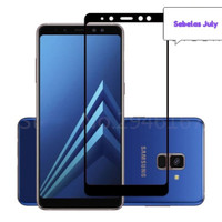 Samsung Galaxy J2 Core Black Tempered Glass Full Covered