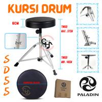 kursi / bangku drum sd55