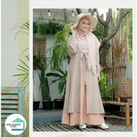 [Promo Flash Sale] Mufida Dress S M L XL