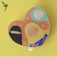 Pop Socket hijab2 (by lamia)
