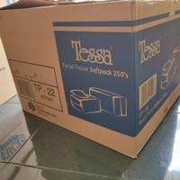 Kardus bekas untuk packing 50x40x35 cm bekas tisu tessa