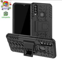 Asus Zenfone 5 Lite ZC600KL Case Rugged Armor Kick Stand