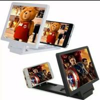 Layar Kaca Pembesar Hp 3D F1 / Enlarged Screen