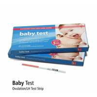 Baby Test Tes Ovulasi Masa subur kesuburan wanita