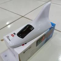 Antena Sirip hiu LED warna putih variasi