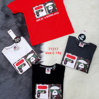 baju fila import anak cowok