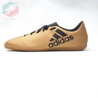 sepatu Futsal adidas X Tanggo 17.4 In Gold