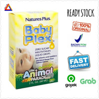 Natures Nature's Plus Baby Plex Animal Parade 2 FL OZ 60ml 60 ML