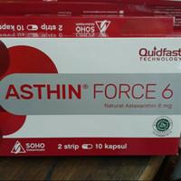 Asthin Force 6 mg Soho