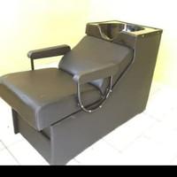 Kursi keramas salon / bak keramas kayu