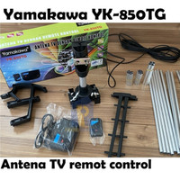 ANTENA TV LED LCD INDOOR OUTDOOR REMOTE YAMAKAWA