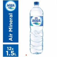 Aqua air mineral 1,5liter x 12pc