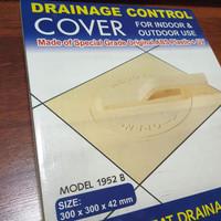 Tutup bak kontrol/Drainage control cover 300x300mm. Merek Alinco