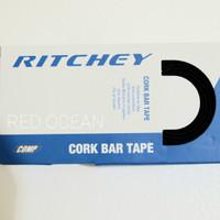 RITCHEY BAR TAPE SEPEDA COMP CORK BLACK BARTAPE