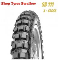 ban luar swallow tyre 400-18 XCross sb111 motocross trail