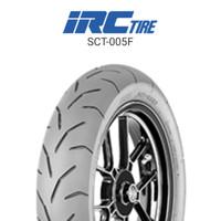 Ban Motor IRC SCT 005 F ( SCT005F ) 110/80-14 Tubeless Matic