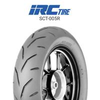 Ban Motor IRC SCT 005 R ( SCT005R ) 140/70-14 Tubeless Matic