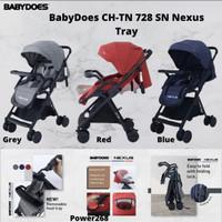 Stroler kereta dorong bayi baby does 728 nexus
