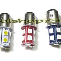 Lampu LED Rem Jagung Belakang kedip 13 mata variasi motor