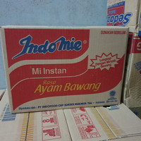 Indomie Ayam Bawang 1 Dus - isi 40 Pcs / Bungkus -TERMURAH