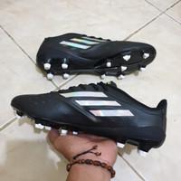 Sepatu Bola Adidas F50 Black Chrome FG