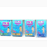 Popok Baby happy Pants M34+4 L30+4 XL26+4 / Babyhappy M L XL