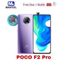 MAXFEEL Soft Tempered Camera Kamera Poco F2 Pro 1 Pcs
