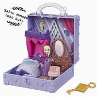 Mainan boneka anak Frozen 2 Pop Adventure Elsa Bedroom Original