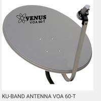 antena parabola mini venus 60cm/odu dish ku band