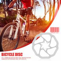HS1 Disc Brake 160mm Rotor Piringan Cakram Sepeda 44mm BCD MTB 6 Baut