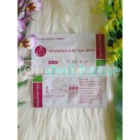 LH tes ovulation test strip tes pack masa subur / ovulasi