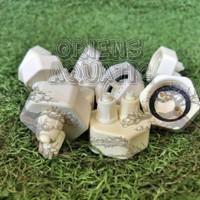 Tutup Botol Aquascape CO2 DIY Cisod/Ragul Bahan Tebal & Kuat
