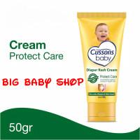 CUSSONS BABY Diaper Rash Cream/Krim Ruam Popok/Kulit Iritasi 50 gram