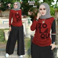 setelan baju olah raga wanita muslim/baju olahraga wanita muslim
