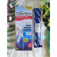 ClearBlue Digital Pregnancy Test Original / Tes Pack Clear Blue
