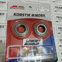 KOMSTIR KOM STANG STIR RACE BAMBU SET BLACK ENGINE HONDA WIN 100