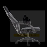 Kursi kantor jaring bangku gaming kerja roda reclining murah