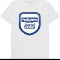 KAOS/OBLONG/tshirt PESBUKERS ANTV