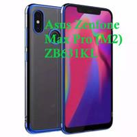 READY!!! Case Asus Zenfone Max Pro (M2) Plating Softcase Premium