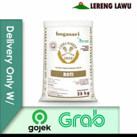 tepung cakra kembar emas 25 kg (2 zak)Delivery only w/Grab/Gojek