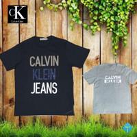 Kaos Casual T-Shirt Branded CALVIN KLEIN