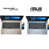 Asus Vivobook X441BA-GA441T/442T/443T/AMD A4-9125/4GB/1TB/Windows 10
