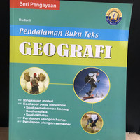 Buku teks geografi 3A kelas XII-12 SMA K13 Revisi,Yudhistira