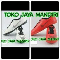 Sepatu Futsal Bola Olahraga Anak Nike CR-7 Import Size 33-37 Grosir