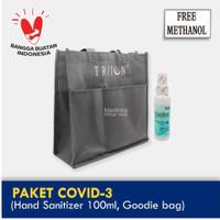 Paket Covid-3 (Hand Sanitizer 100ml & Goodie bag)