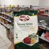 Tepung ketan 500 gram bola deli glutinous rice flour beras