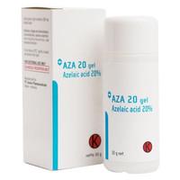 Azelaic acid aza 20 gel
