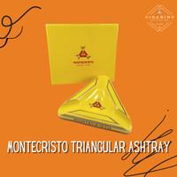 Montecristo Triangular Ashtray